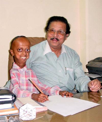 Enfermedad Rara: Progeria